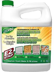 EZ Strip Popcorn Ceiling Remover 1 Gallon