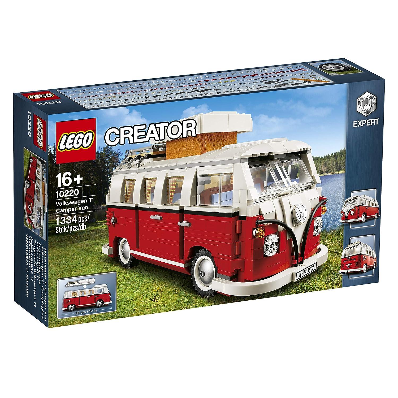 Lego 10220 - Creator Volkswagen T1 Campingbus Lego GmbH