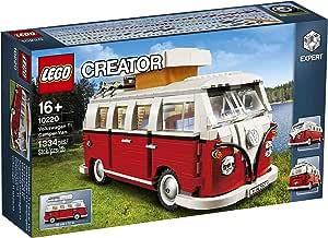 LEGO Creator Expert Volkswagen T1 Camper Van 10220 Construction Set