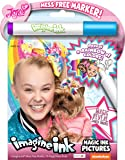 Bendon 45467 JoJo Siwa Imagine Ink Magic Ink Pictures,Multicolor