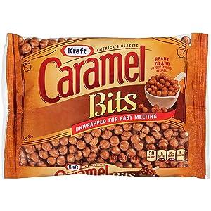 Kraft Caramel Bits, 11 oz Wrapper