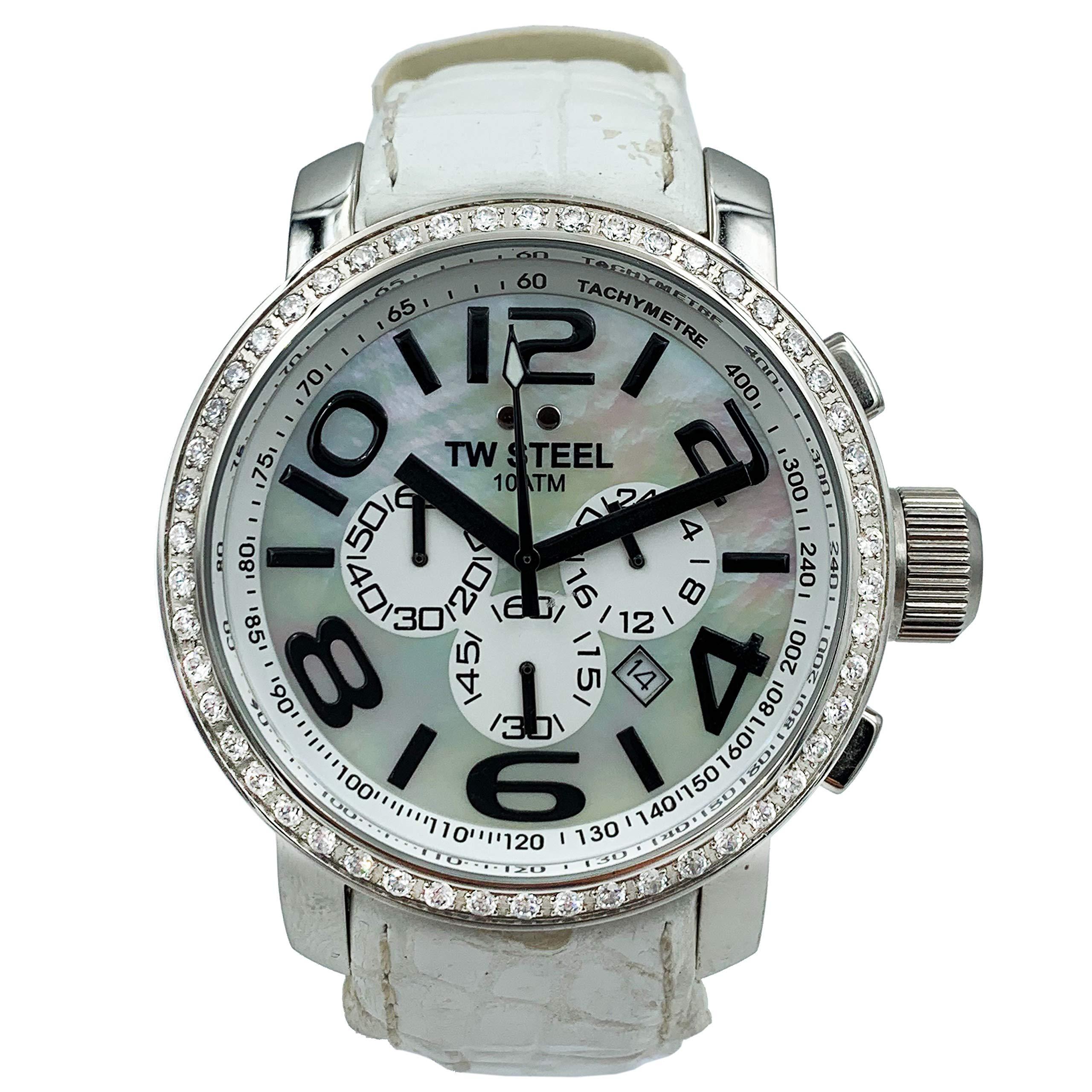 TW Steel Grandeur Quartz Male Watch TW54 (Certified Pre-Owned)