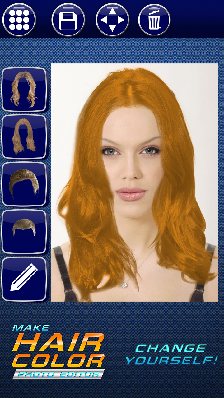 Amazon Make Hair Color Photo Editor Appstore For Android