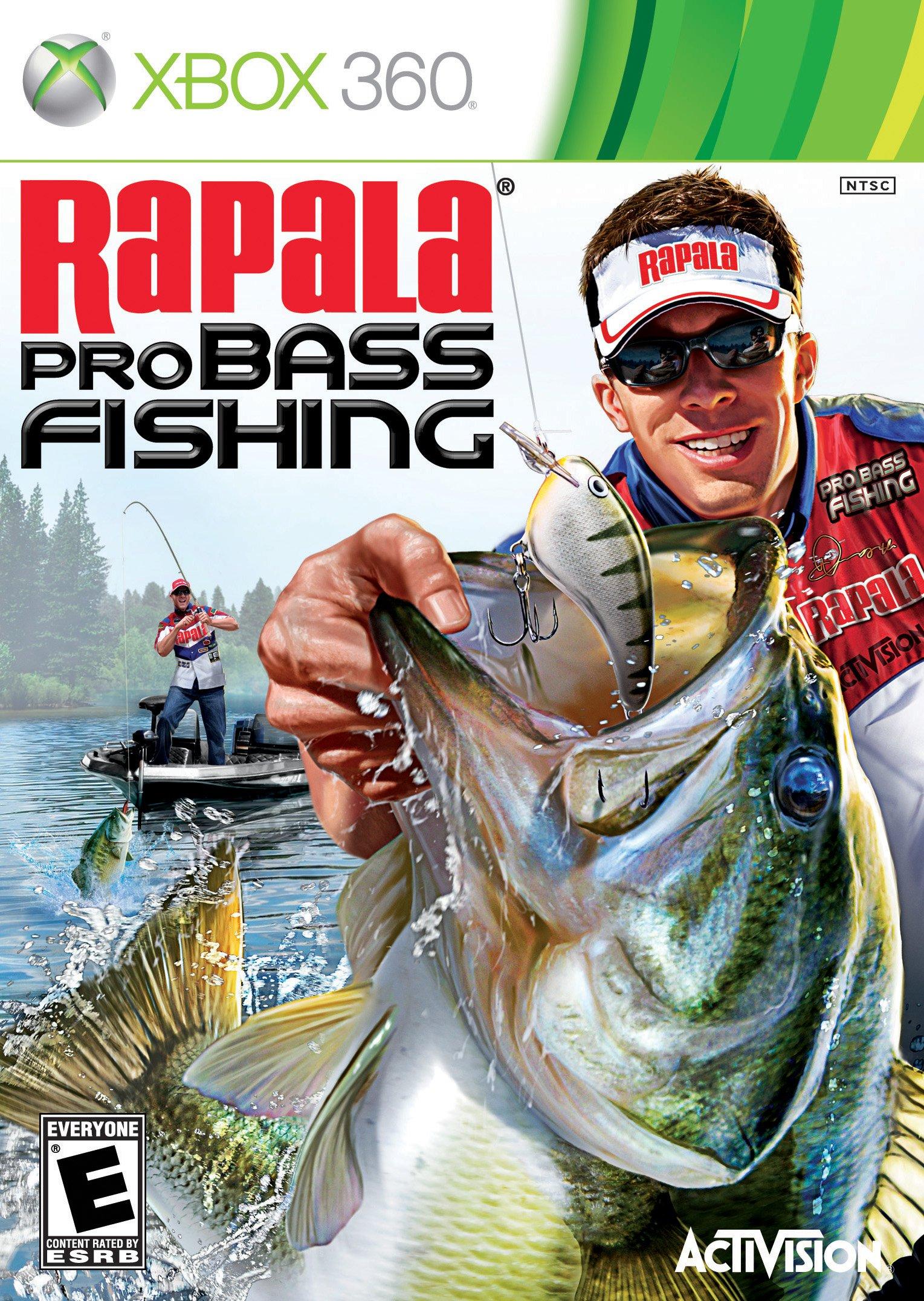 Rapala Pro Bass Fishing 2010 - Xbox 360 by Activision