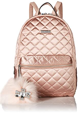 f35f19603852 ... quilted crushed velvet backpack Source · Aldo Garilva Backpack Light  Pink Amazon in Clothing   Accessories