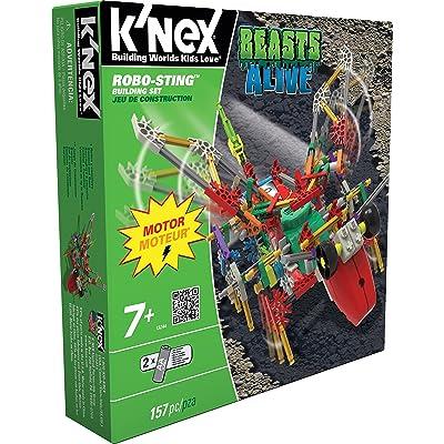 Knex 33119F - Juego de construcción para niños: Juguetes y juegos