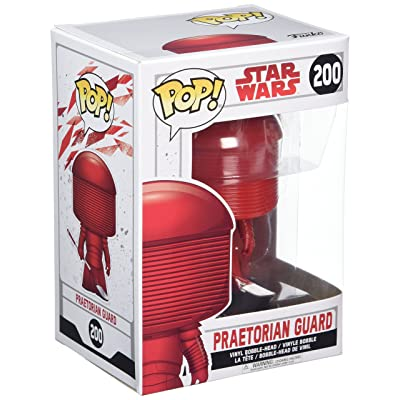 Funko POP! Star Wars: The Last Jedi - Praetorian Guard - Collectible Figure: Funko Pop! Star Wars:: Toys & Games