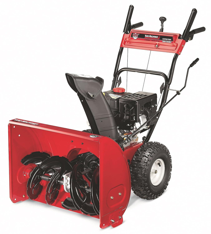 Amazon Yard Machines cc Inch Two Stage Gas Snow