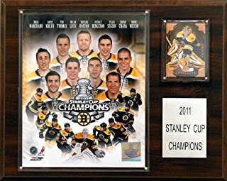 product image for NHL Boston Bruins 2010-2011 Stanley Cup Champions Plaque