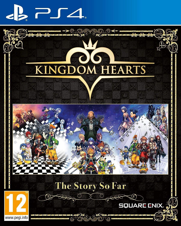 Kingdom Hearts The Story So Far - - PlayStation 4: Square Enix
