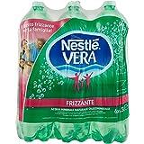 Nestlé Vera In Bosco Acqua Oligominerale Frizzante, 1.5 Litri, 6 Pezzi