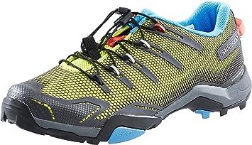 Shimano SH-MT44 - Calzado de ciclismo para hombre, color grün, talla 47: Amazon.es: Deportes y aire libre