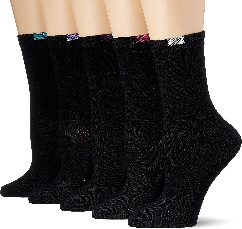 Dim Calcetines, (Pack de 5) para Mujer