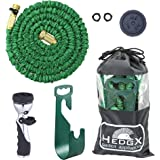 Amazoncom Vela 50ft Flexible Garden Hose Expandable Heavy