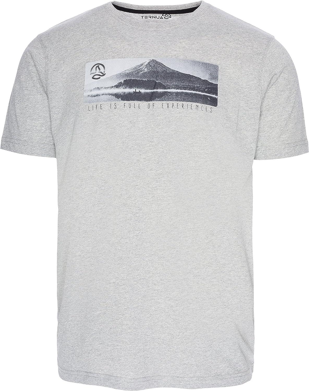 Ternua Preba Camiseta, Hombre: Amazon.es: Ropa y accesorios