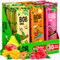 Snacks Variety Pack for Kids Adults - 30 Healthy Fruit Snacks Individual Packs for Kids Adults with Natural Mango…