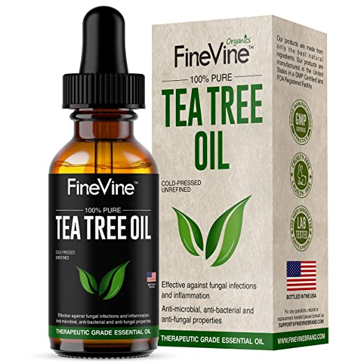 Top 10 Best Tea Tree Oils