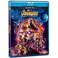 Avengers: Infinity War (Blu-ray 3D)