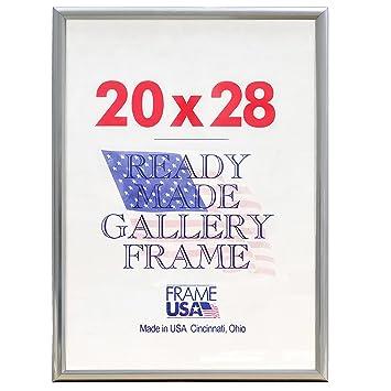 deluxe poster frame frames 20 x 28