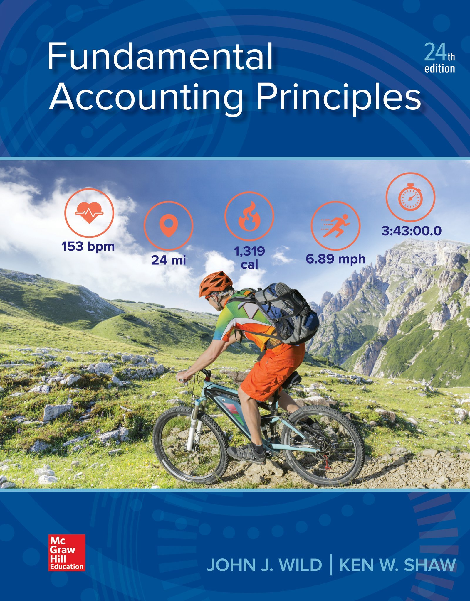 Loose Leaf for Fundamental Accounting Principles by McGraw-Hill Education