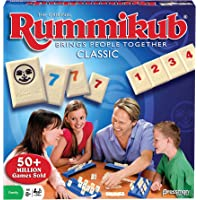 Pressman Toy Rummikub -- The Original Rummy Tile Game