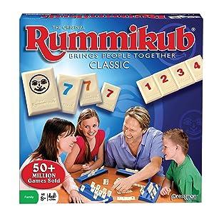 Rummikub -- The Original Rummy Tile Game