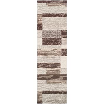 Amazon Com Superior Modern Rockwood Collection Area Rug 8mm Pile