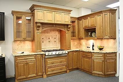 Cinnamon Maple Glazed Collection Ju0026k 10x10 Kitchen, Kitchen Furniture,  Decorating, Cabinets