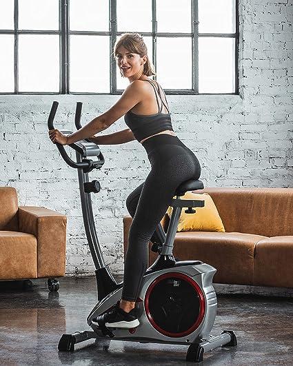 Christopeit AL 1 - Bicicletas estáticas y de spinning para fitness ...