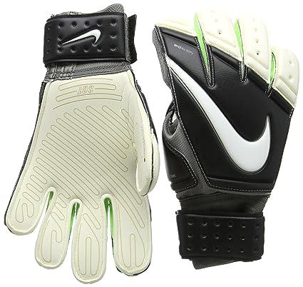7880e3497c Nike GK Premier Sgt-Guanti da Portiere, Colore: Nero/Nero/Bianco, Misura:  11: Amazon.it: Sport e tempo libero