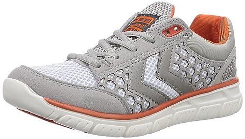 hummel Crosslite, Zapatillas de Gimnasia Unisex Adulto, Grau (Dove 1018), 38 EU: Amazon.es: Zapatos y complementos