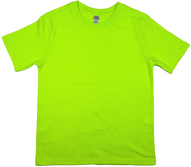 Earth Elements Big Kid's (Youth) Short Sleeve T-Shirt ABYOTS0N1S-NG-YS-$P