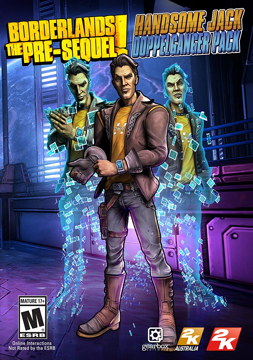 Amazon Com Borderlands The Pre Sequel Handsome Jack