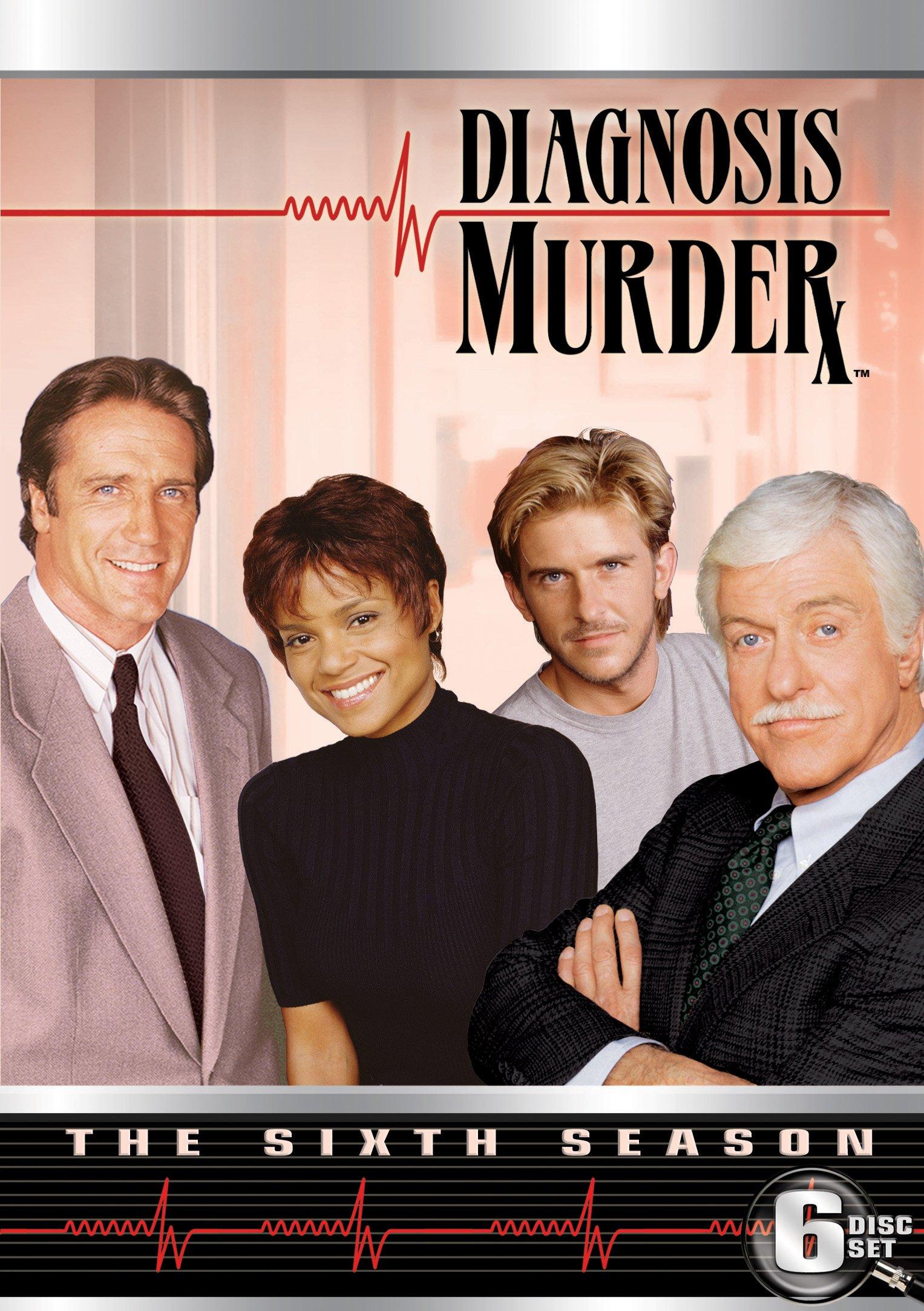 DVD : Diagnosis Murder: The Sixth Season (DVD)