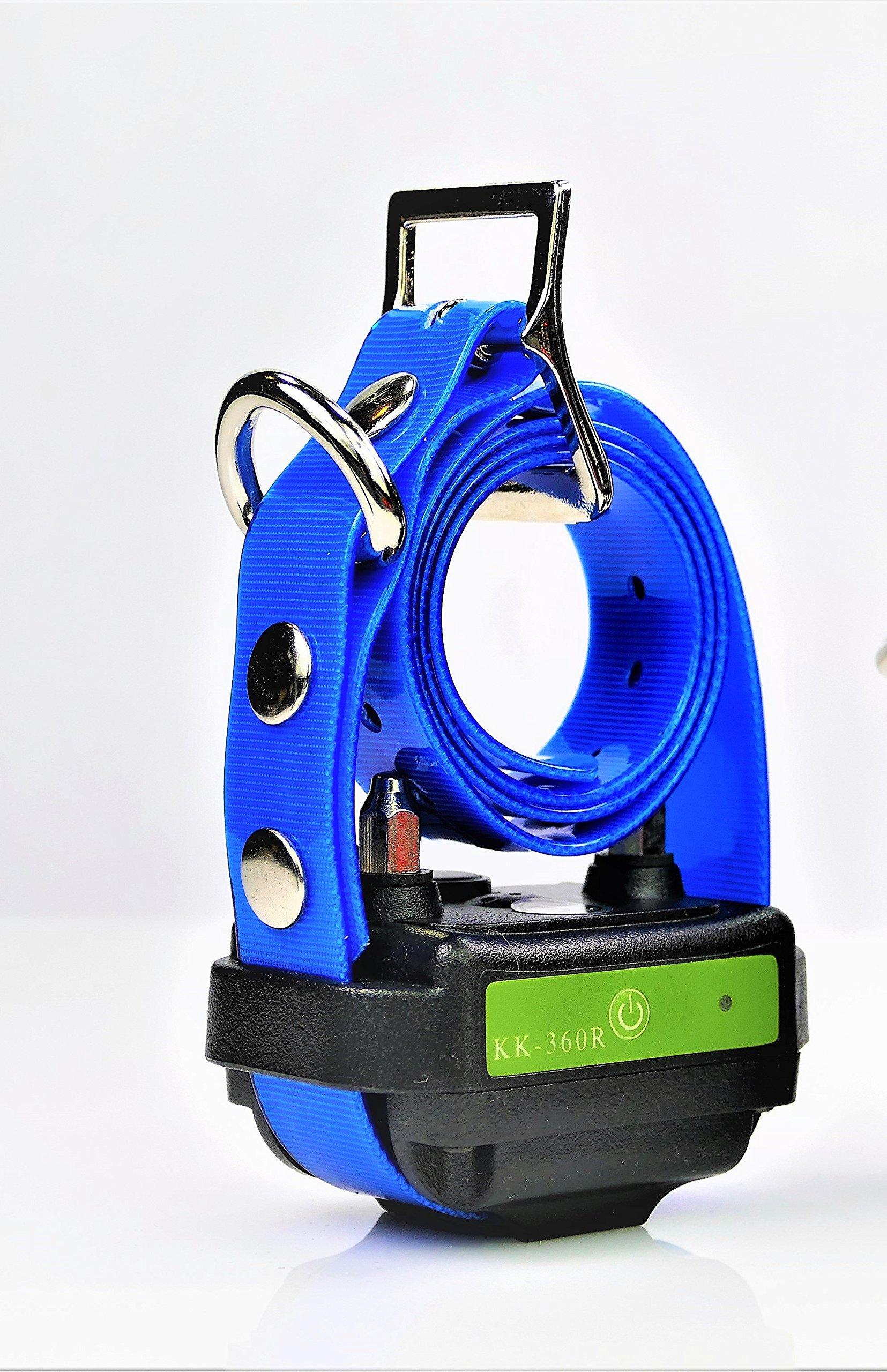 KoolKani Replacement/Spare Collar KK-360 Remote Dog Training Shock Collar System by KoolKani