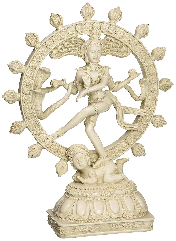 Lord Nataraja Dancingシヴァ像、Shiv Ganesh、Kali、Laxmi、Hindu Statues B00FYCJR1W