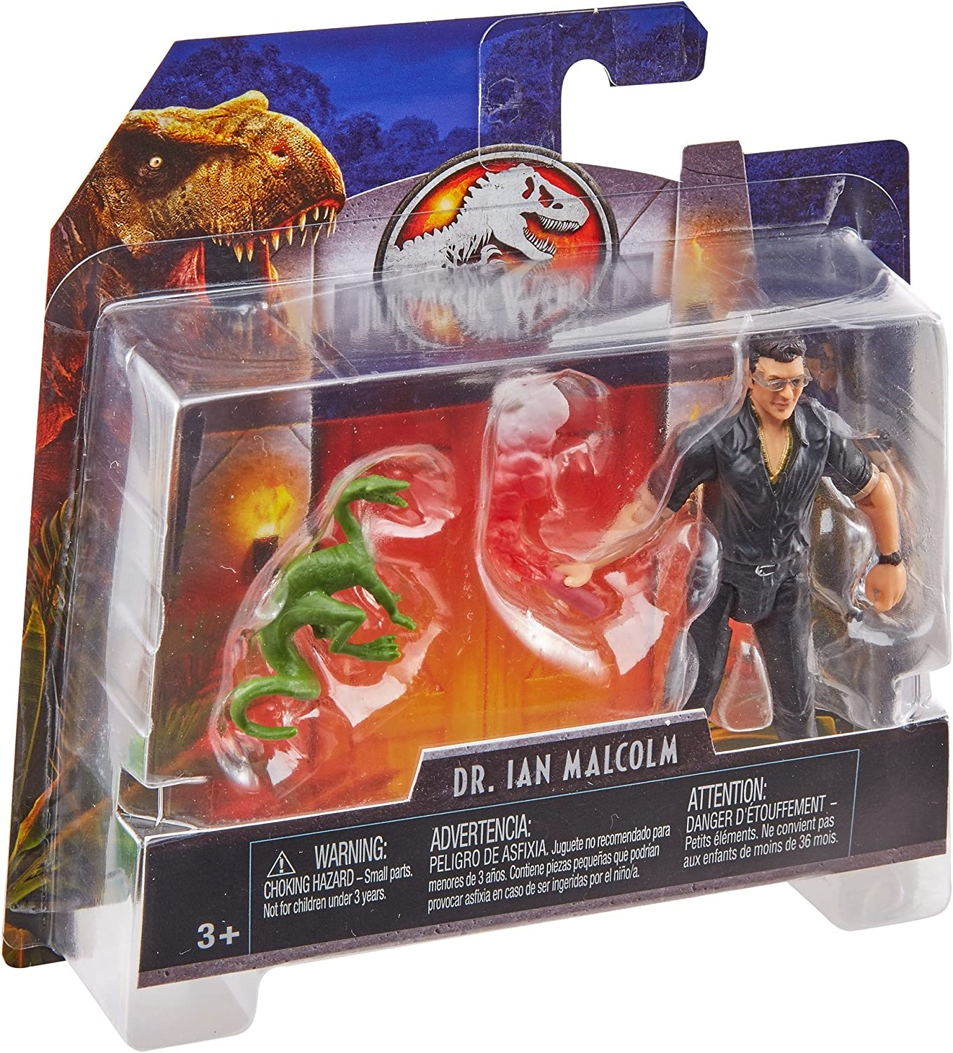 Jurassic World Park Dr Ian Malcolm Figure Legacy Collection Jeff Goldblum NEW