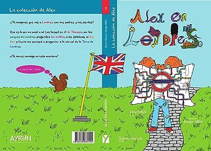 Alex en Londres (Colección Alex en nº 1) (Spanish Edition)