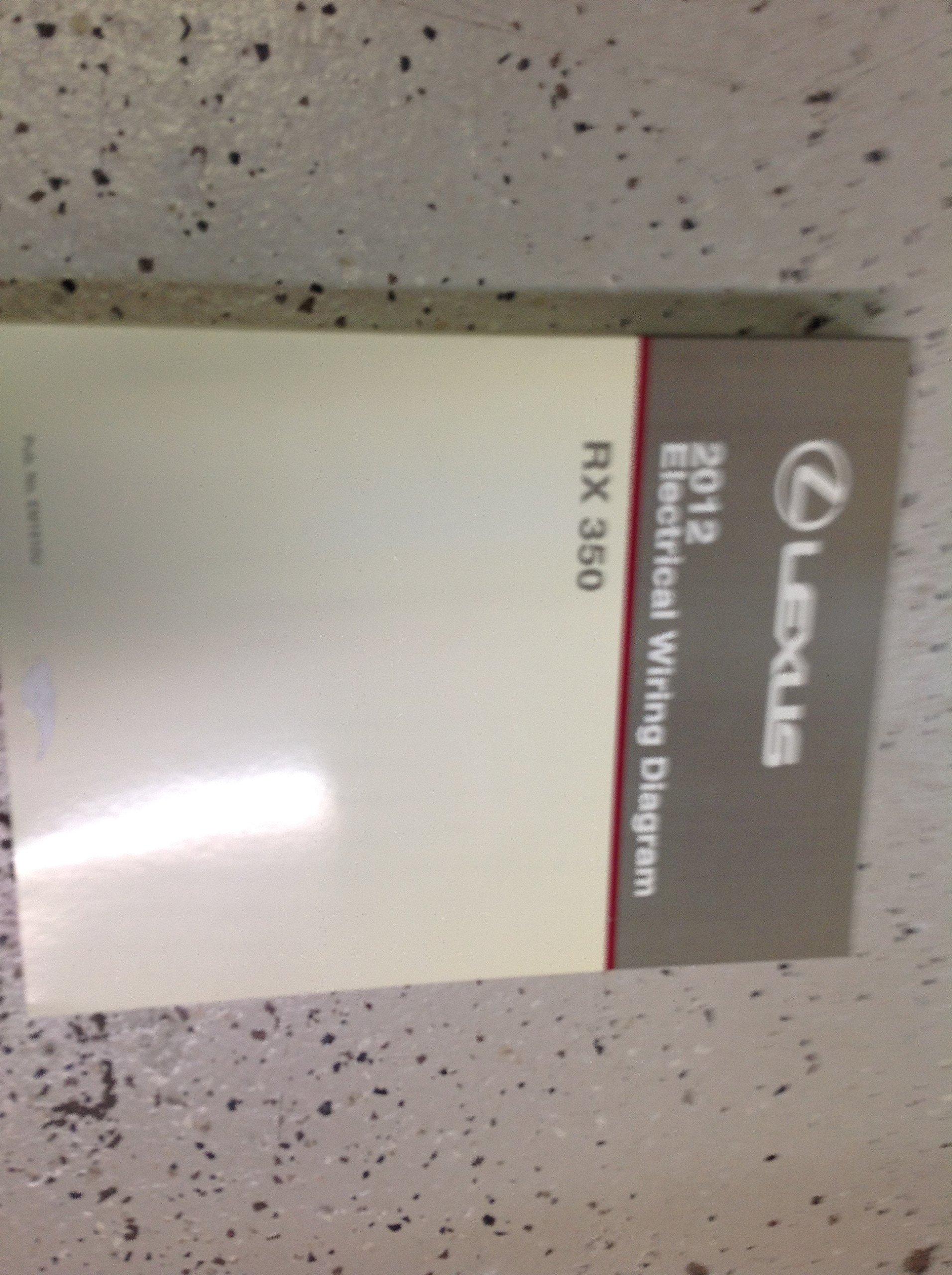 Lexus Electrical Wiring Diagram Manual