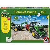 Schmidt Spiele 56045 - Tracteur De La Série - Siku - 5 M- 150 Pièces