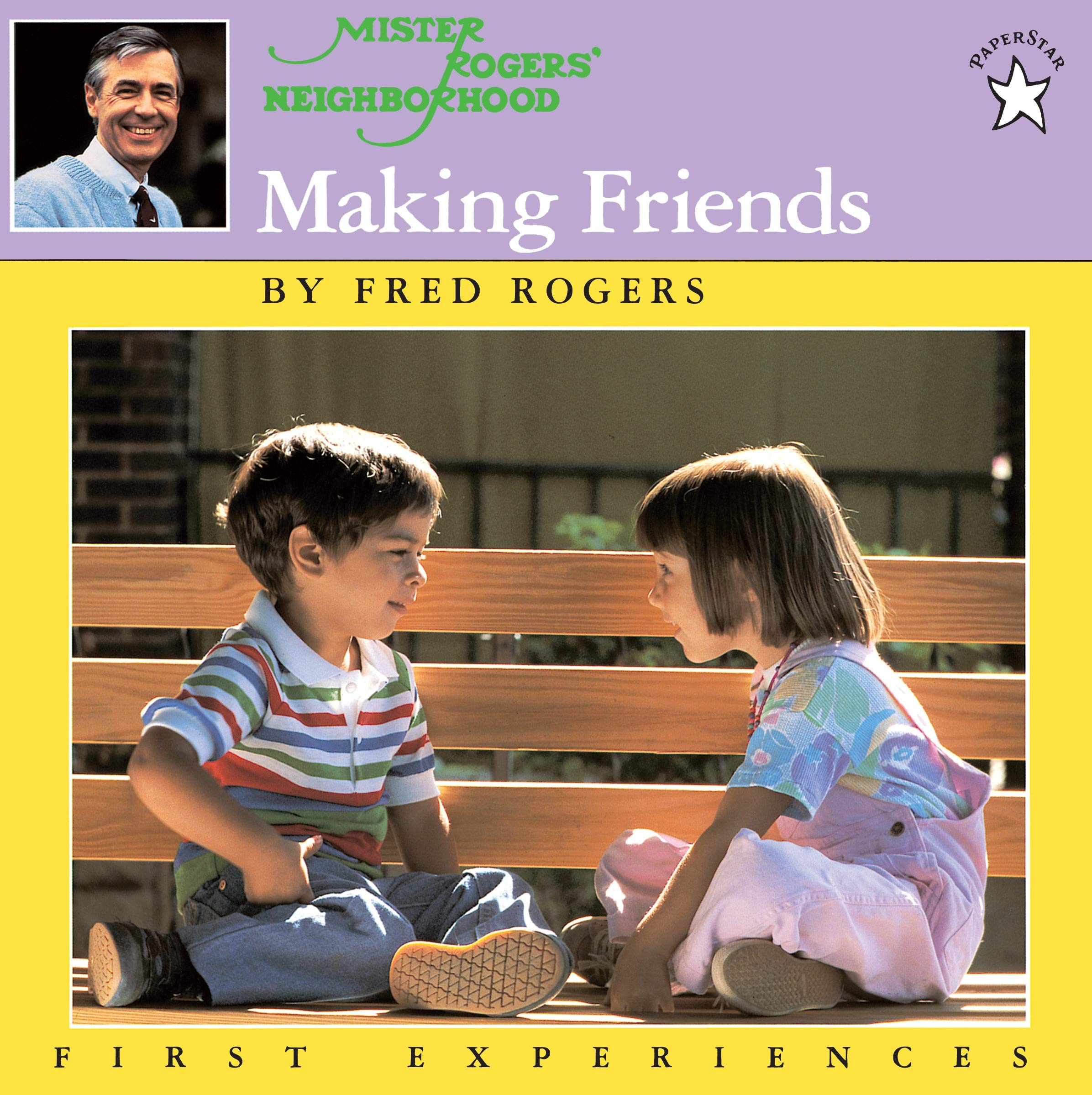 Making Friends Mr Rogers Rogers Fred 9780698114098 Amazon Com Books
