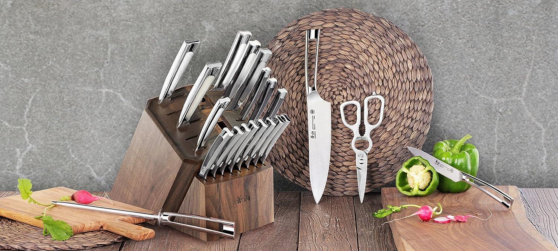 美国厨房刀具选购知识之钢材篇(一)