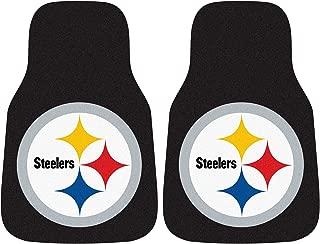 product image for FANMATS NFL Mens 2-pc Carpet Car Mat Set