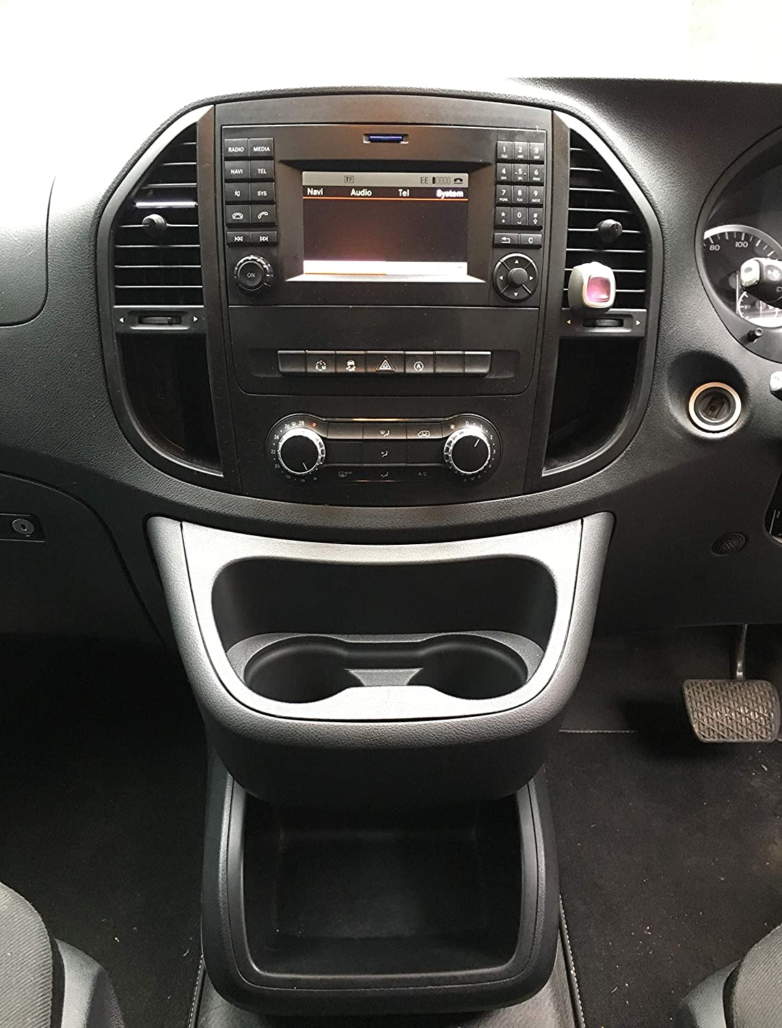 Genuine Vito W447 Cup Holder Kit Automatic Only