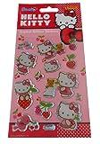 Hello Kitty Glitzer Sticker