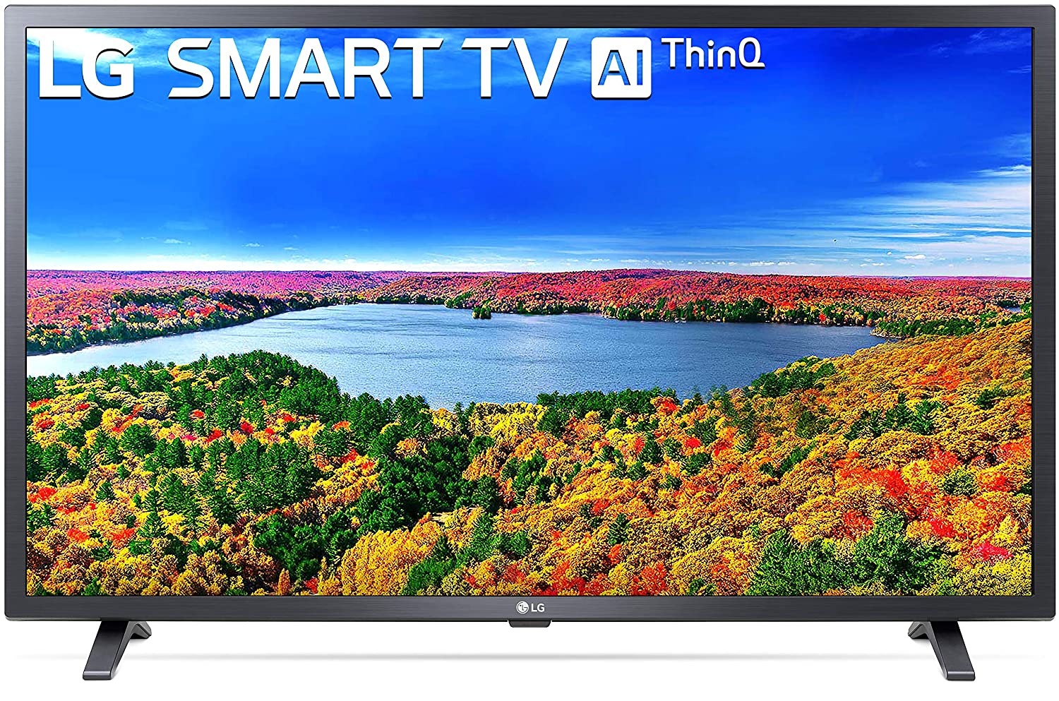 LG (32 inches) Smart LED TV with magic voice remote