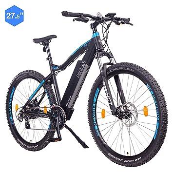 Ncm Moscow E Bike Mountainbike 250w 48v 13ah 624wh Akku 275