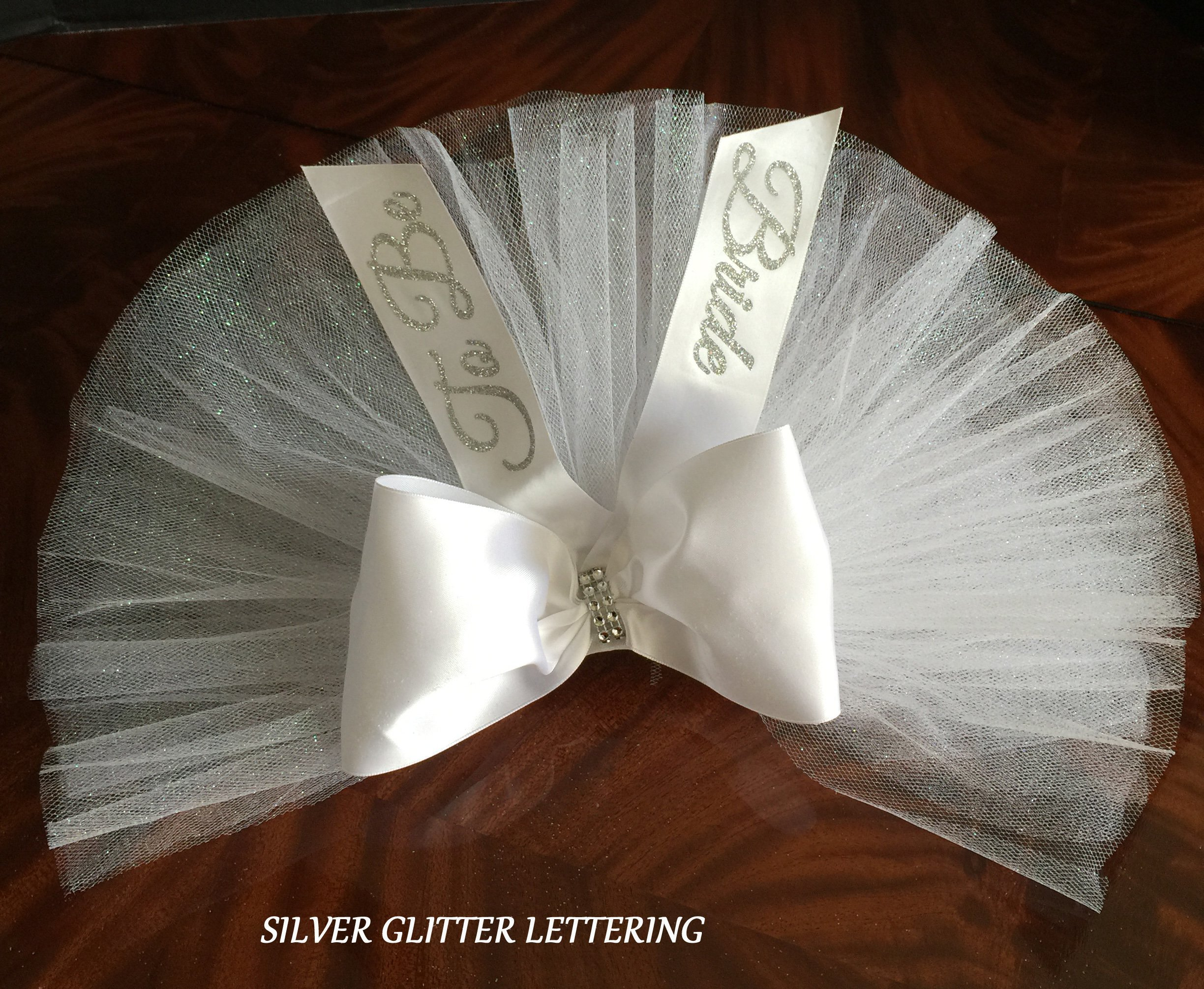 Booty Veil for the Bride To Be, Bachelorette Booty TuTu - 1 piece PERSONALIZED Bachelorette TUTU veil for only $38. Designed by CYA Bikini Veils for SashANation