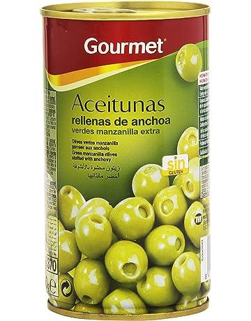 Amazon.es: Olivas, encurtidos y condimentos: Alimentación y bebidas ...