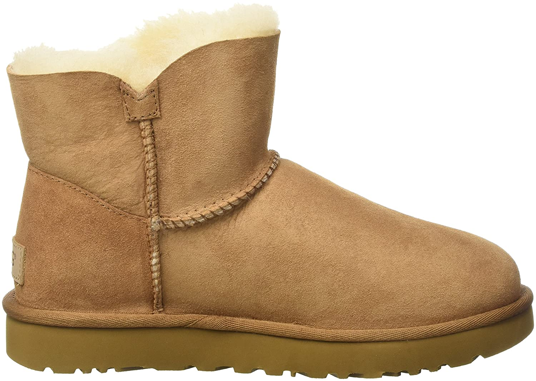 UGG Australia Mini BB II Che, Zapatillas Altas para Mujer: Amazon.es: Zapatos y complementos